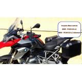 Conjunto Baú Lateral + Suporte Lateral - BMW R1200GS LC/ ADVENTURE