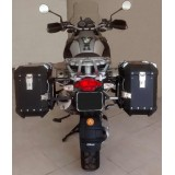 Conjunto Baú Lateral + Suporte Lateral - BMW R1200GS