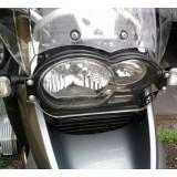 Protetor do Farol - BMW R1200GS/GSA - (até 2012)  (Policarbonato)