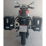 Conjunto Baú Lateral + Suporte Lateral - BMW F800GS