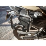 Suporte Baús Laterais TRAILMOTOPARTS 43L - BMW F800GS ADVENTURE