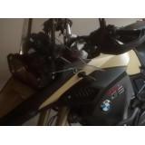 Protetor do  Farol - BMW F800GS/Adventure - (Policarbonato)