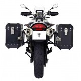 Conjunto Baú Lateral + Suporte Lateral - BMW G650GS