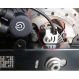 Protetor ABS Traseiro - BMW G650GS