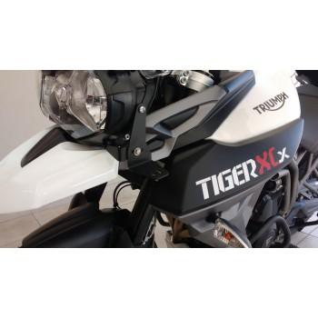 Suporte para Farol Auxiliar - Triumph - Tiger 800
