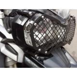 Protetor do Farol - TRIUMPH Tiger 800XC/XRx/XCa1200EX/XCA (Metálico)